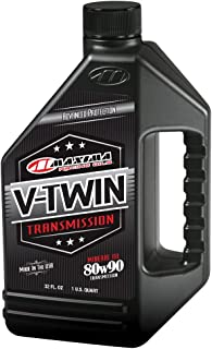 Maxima Racing Oils 40-02901 80w90 V-Twin Transmission/Gear Oil - 32 fl. oz.