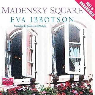 Madensky Square audiobook cover art