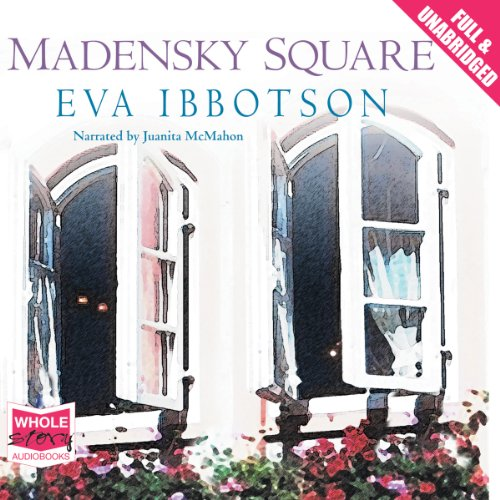 Madensky Square cover art