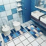Zoom IMG-1 emmevi tappeto bagno parure morbido