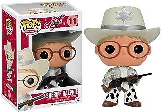 Sheriff Ralphie: ~4.3