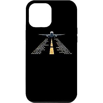Amazon Com Iphone 12 Pro Max Phonetic Alphabet Pilot Airplane Case