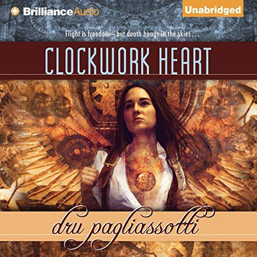 Clockwork Heart audiobook cover art