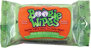 Boogie Wipes 10 Count Fresh Scent Travel Pack