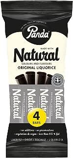 Panda Original Natural Liquorice Softie Pack of 4 Bars