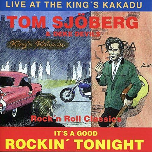 Various artists feat. Jan Rohde, Rock-Ragge, Rauli Parmes, Curt Andersén & Toni Antone