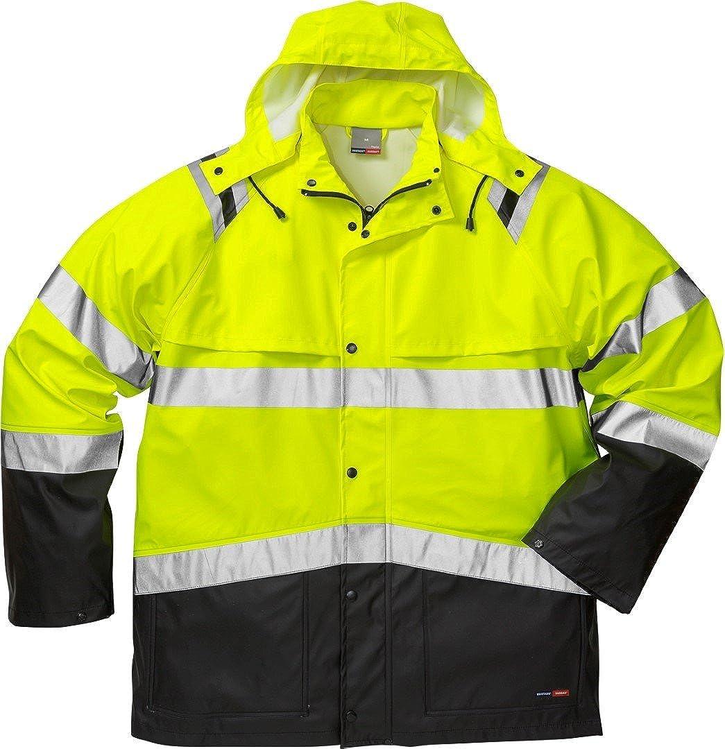 Fristads Kansas Workwear 114041 High Viz Work Jacket