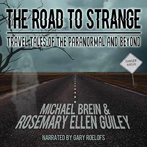 The Road to Strange audiobook cover art
