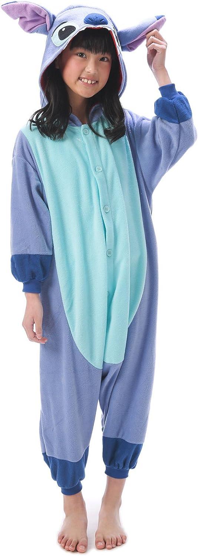 Kostum 130 Fleece Disney [Stich] fur Kinder KTI-144h