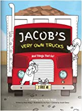 Personalized Coloring Activity Book Trucks