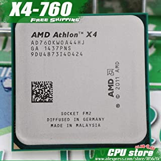 AMD X4 760K Quad-Core FM2 3.8GHz 4MB 100W CPU Processor Pieces X4-760 (Working 100%),There are, Sell X4 750K 750