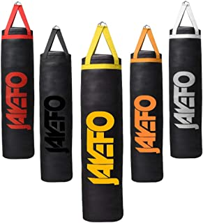 Jayefo Trexter Heavy Punching Bag 6-5-4 FT 10 Year Warranty Muay Thai Heavy Bag Boxing MMA Fitness Workout Training Kick B...