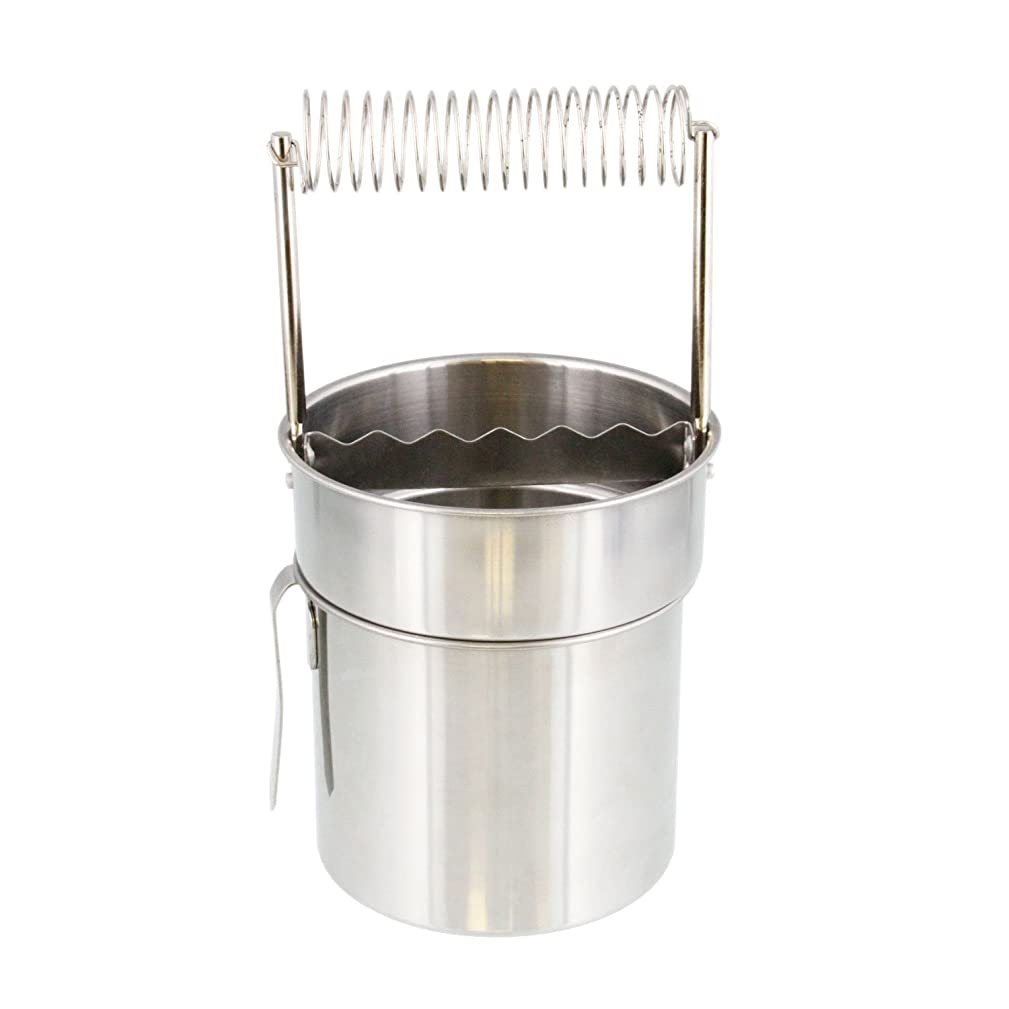 US Art Supply Deluxe Brush Cleaner-Brush Washer with Wash Tank