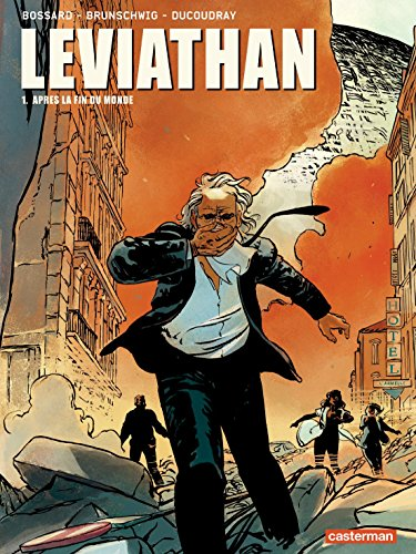 Leviathan (Tome 1) - Après la fin du monde