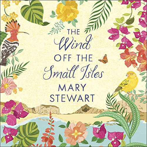 The Wind off the Small Isles audiobook cover art