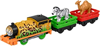 Thomas & Friends Fisher-Price Trackmaster, Animal Party Percy, Multicolor