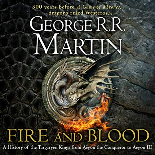 Couverture de Fire and Blood