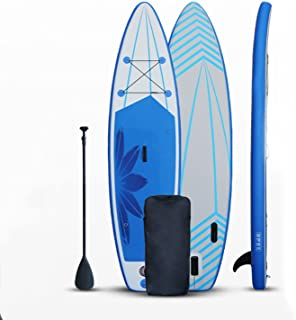"""Uppblåsbar paddlebräda,SUP-surfbrädeset,6""""tjock,kajak,för alla nivåer vuxna barn,med tillbehörspaddla,reparationssats,förv..."""