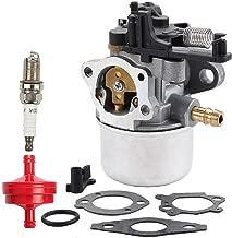 ATVATP 796608 Carburetor for Husqvarna HU775H Carburetor Briggs & Stratton 591137 Carburetor 590948 111000 11P000 121000 12Q000 775EX Lawnmower John Deere JS35 JS46 JM46 JS48 Behind Mower