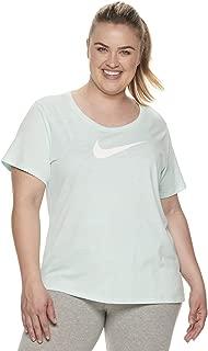 Women's Plus Size Dry Graphic Dri Fit Short Sleeve T Shirt