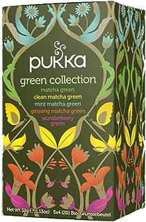 Green Collection PUKKA Tee BIO 4 Packungen à 20 Teebeutel