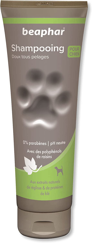 Beaphar Champú Alta Cosmética Perros Todo Tipo de Pelo, Un tamaño 250 ml 250 ml