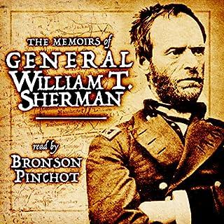 Memoirs of General William T. Sherman cover art