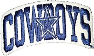 SMM Unlimited NFL Dallas Cowboys Football Team with Star Logo 4.5