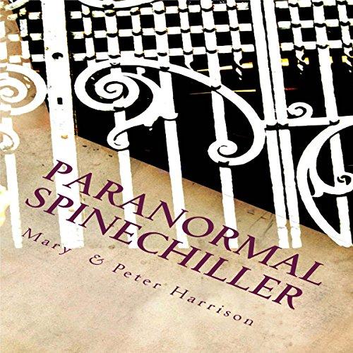 Spinechiller audiobook cover art