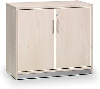 Rocada 1005AA0178x 90x 45cm Armoire avec Portes étagère–Hêtre