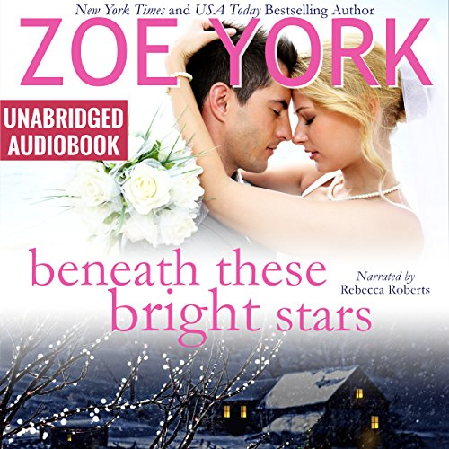 Beneath These Bright Stars: Evie and Liam's Wedding audiobook cover art