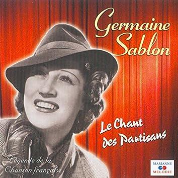 """Le chant des partisans (Collection """"Légende de la chanson française"""")"""