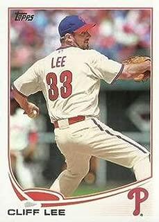 2013 Topps Mini #33 Cliff Lee Phillies MLB Baseball Card NM-MT