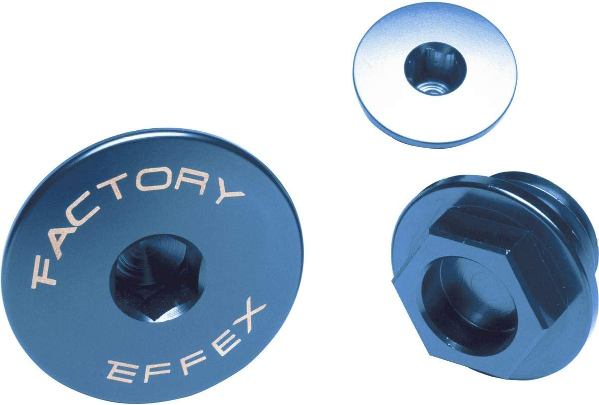 Factory Effex 12-36208 Blue High Sale item quality Engine Plug Kit