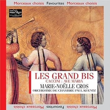Ave Maria et Grands bis célèbres