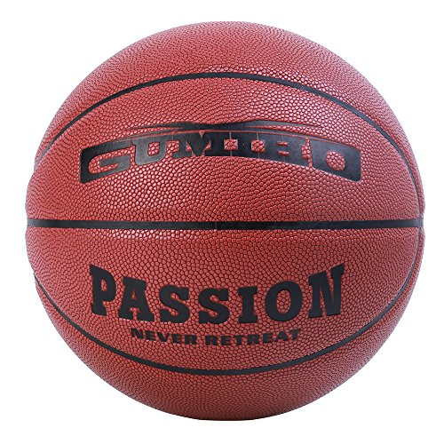 Buy Discount XGUMIHO Basketball Indoor Moisture Absorbing Hygroscopic Micro Fiber Leather Mens Train...