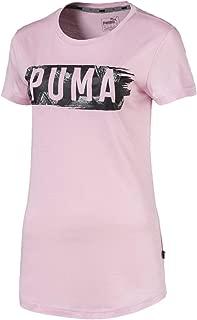 PUMA Women's Fusion Graphic Tee