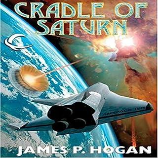 Cradle of Saturn audiobook cover art