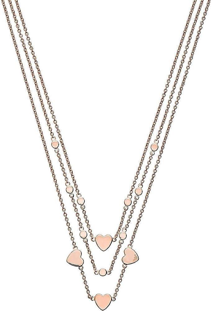 Emporio armani collana donna gioielli casual EG3394221