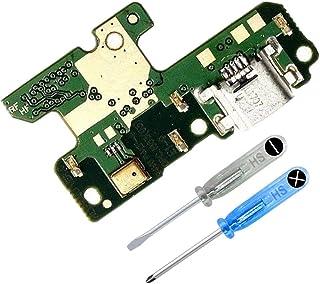 MMOBIEL Conector Dock de Carga de Repuesto Compatible con Huawei P8 Lite (2017) Conex.Micrófono Altavoz Inc Herramientas