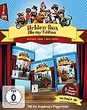 Augsburger Puppenkiste - Helden-Box, 3 Blu-rays