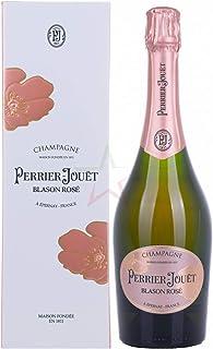 Perrier Jouet Champagne Blason Rosé im Geschenkkarton