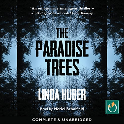 The Paradise Trees audiobook cover art