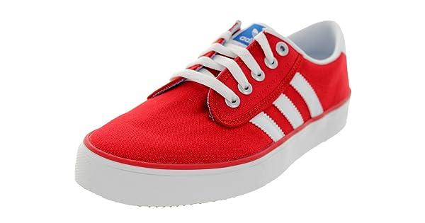 Susteen Residuos densidad  adidas Originals Unisex Kiel 72 College Red/Running White/Bluebird ...