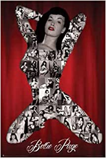 Bettie Page - S&M Poster 24 x 36in