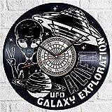 Alien vinilo Record reloj de...
