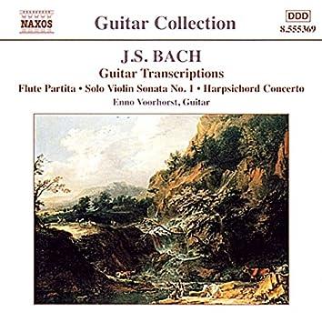 Bach, J.S.: Guitar Transcriptions