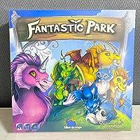 ファンタスティックパーク ボードゲーム 知育
