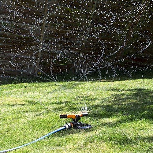 Quantum Garden–irrigatore rotante con ugelli...