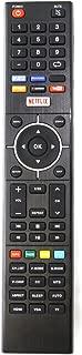 New TV Remote Control fit for Element LED TV with VUDU Netflix App Keys ELST4017 ELSJ5517 E4SFC5017 E2SW3918 E4SFT551 ELST3216H E4SFC551 E4SFC421 ELSFS422 ELEFJ322S